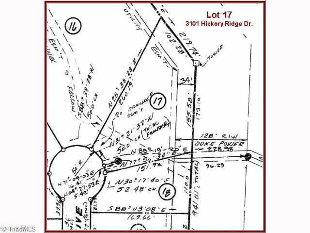 3101 Hickory Ridge Drive, Winston Salem NC 27127