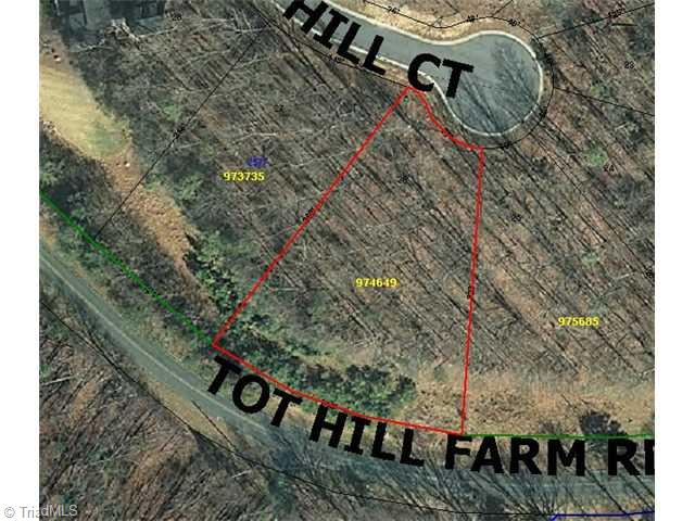Lot 26 Maple Hill Court, Asheboro NC 27205