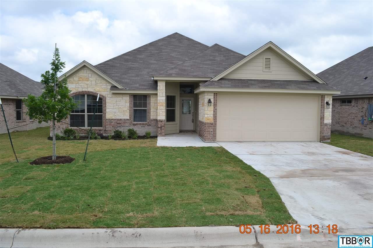 2525 Nolan Creek Street, Temple TX 76504