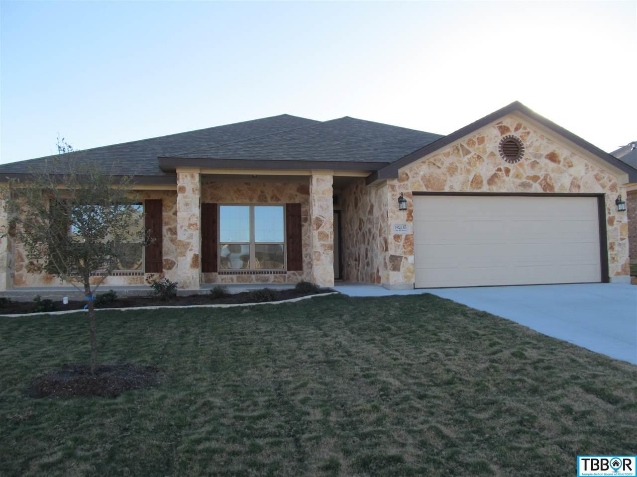 8205 Saltmill Hollow, Temple TX 76502