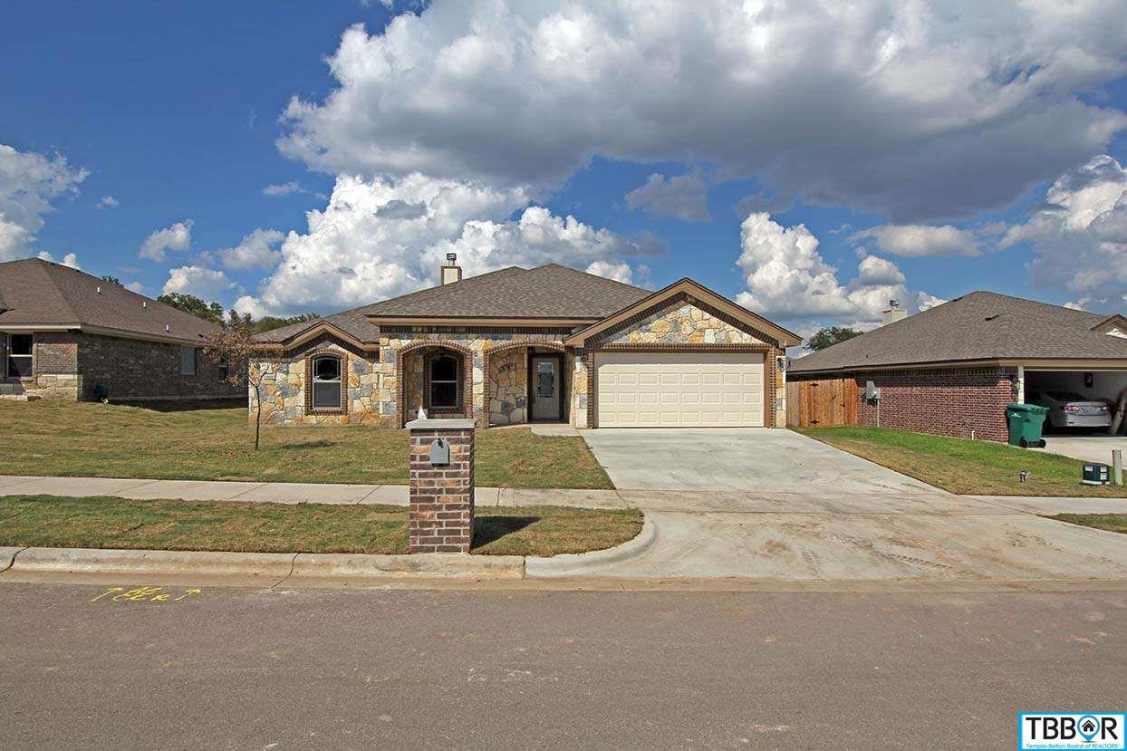 2106 Yturria Drive, Belton TX 76513