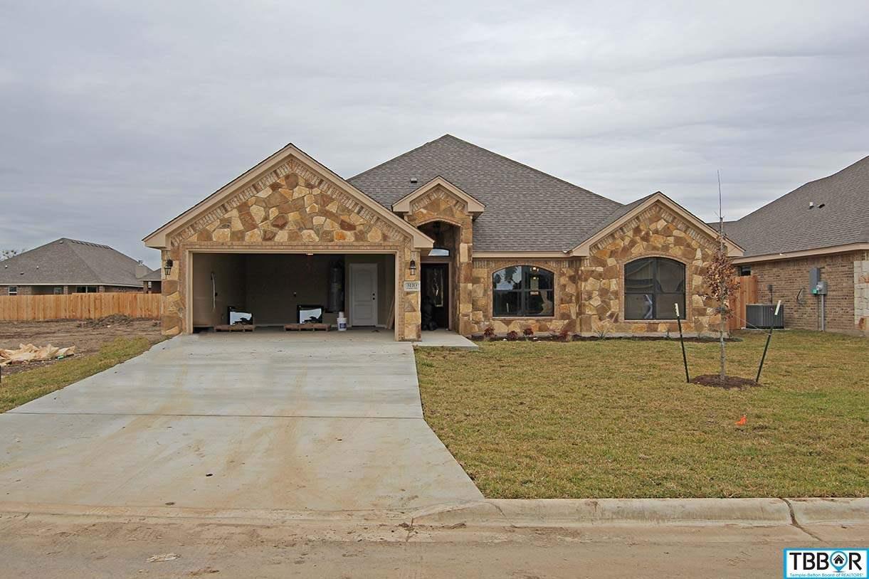 3110 Crystal Ann Drive, Temple TX 76502