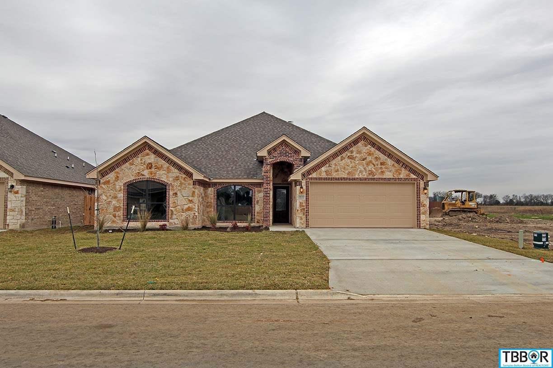 3102 Crystal Ann Drive, Temple TX 76502