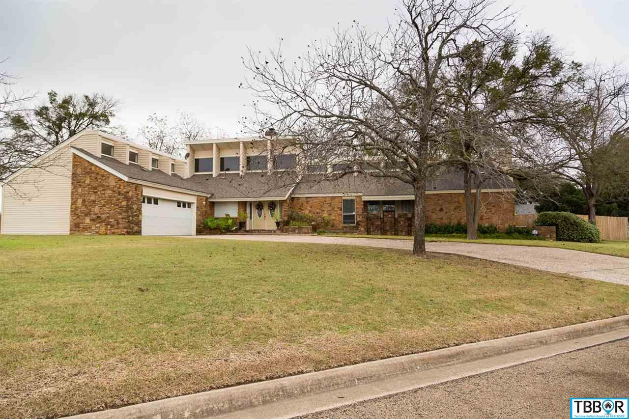 14194 Canyon Oaks Circle, Troy TX 76579