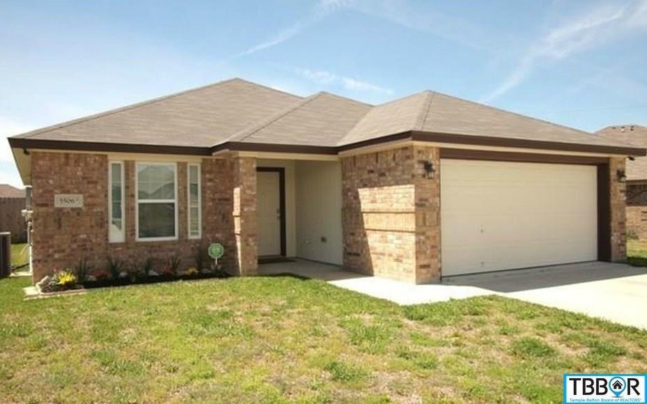 5506 Eagles Nest Dr., Killeen TX 76549