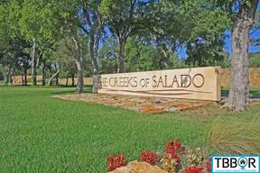 1857 Running Creek Drive Salado