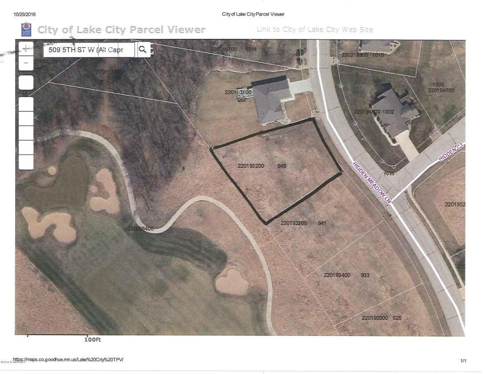 949 Hidden Meadow Lane, Lake City MN 55041