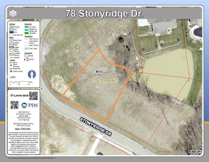 78 Stonyridge Drive # Lot28, Cold Spring KY 41076