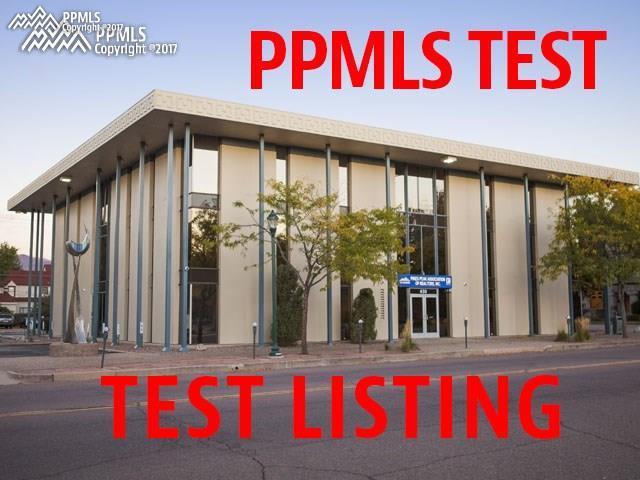 12345 Rsc Test Listing, Colorado Springs CO 80903