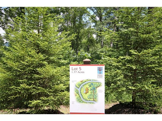 75 Grove Cove Drive # Lot 5, Asheville NC 28804