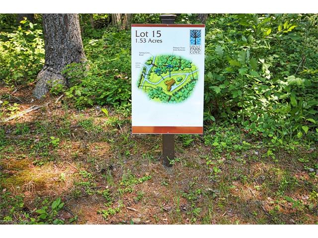 42 Spring Cove Road # Lot 15, Asheville NC 28804