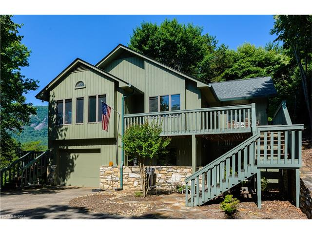 367 Roundabout Road, Lake Lure NC 28746