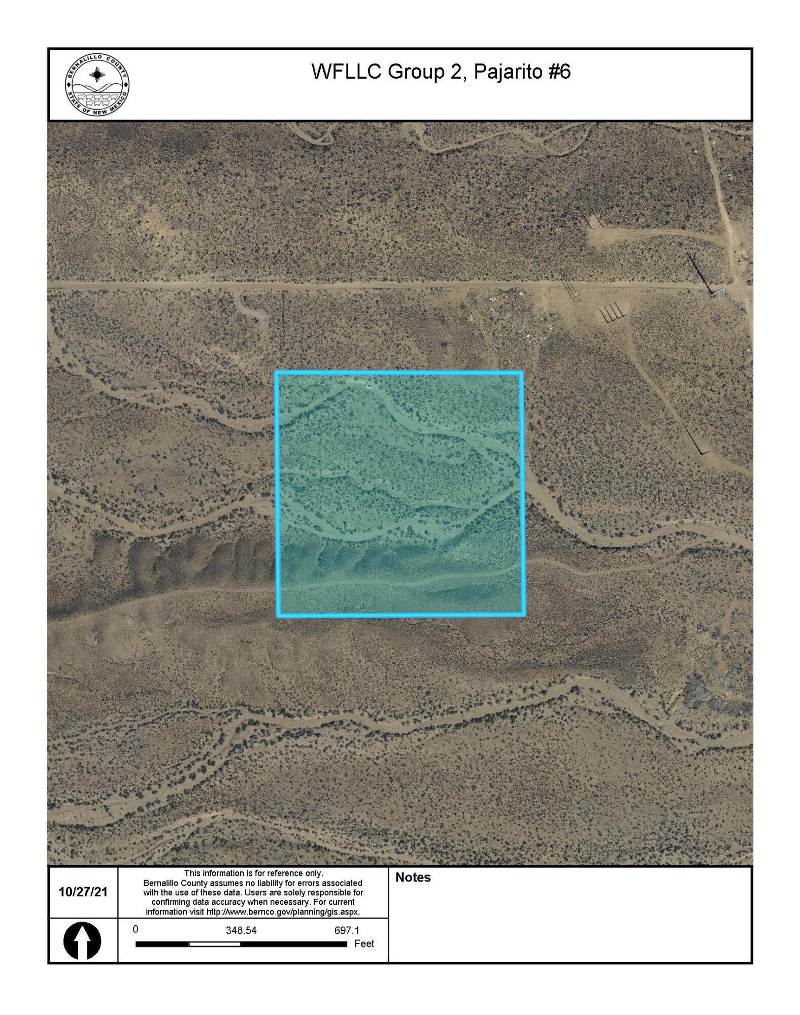 Off Pajarito (pw 6) Road Sw, Albuquerque NM 87121