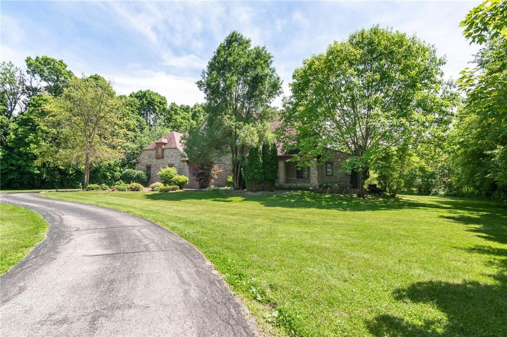Expensive Zionsville Real Estate