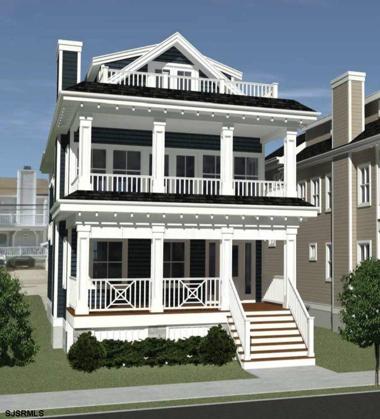 Expensive Ocean City-18th-34th Sts Real Estate