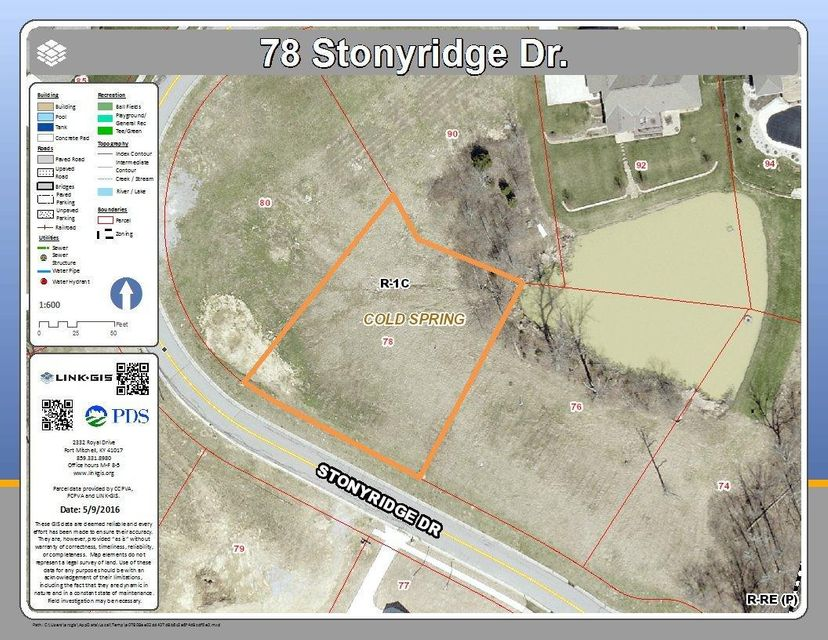 78 Stonyridge Drive # Lot28, Cold Spring KY 41076
