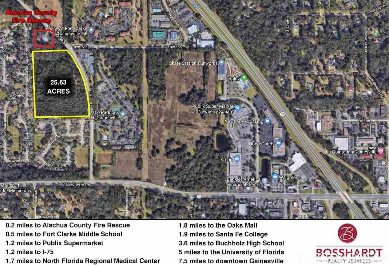 1404 Fort Clarke Boulevard, Gainesville FL 32606