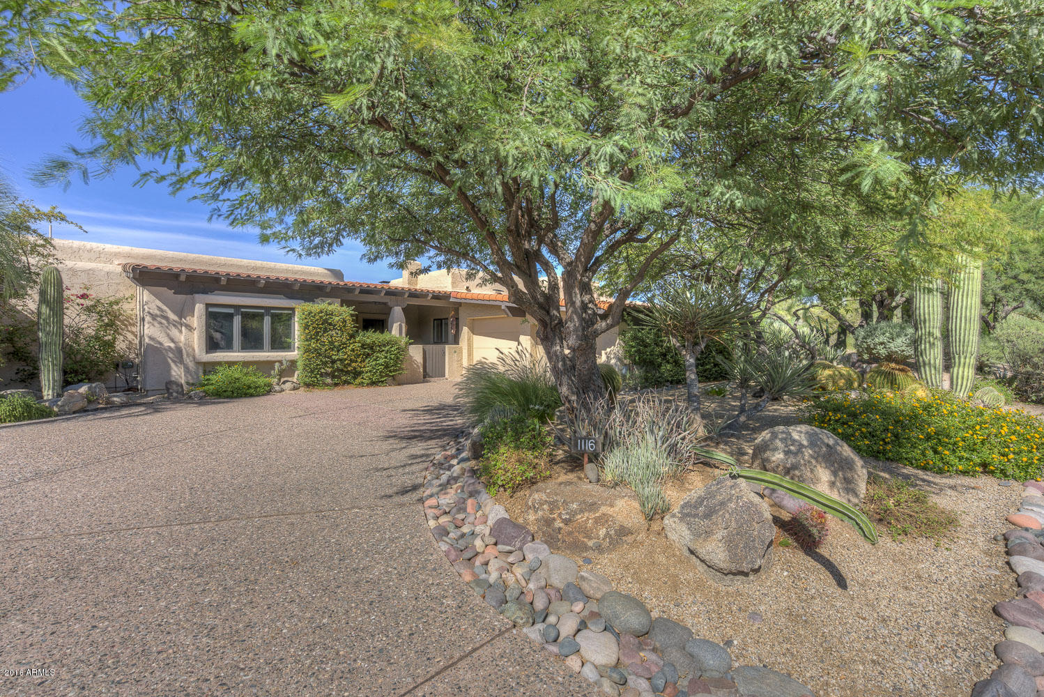 1116 S Ocotillo Circle, Carefree AZ 85377