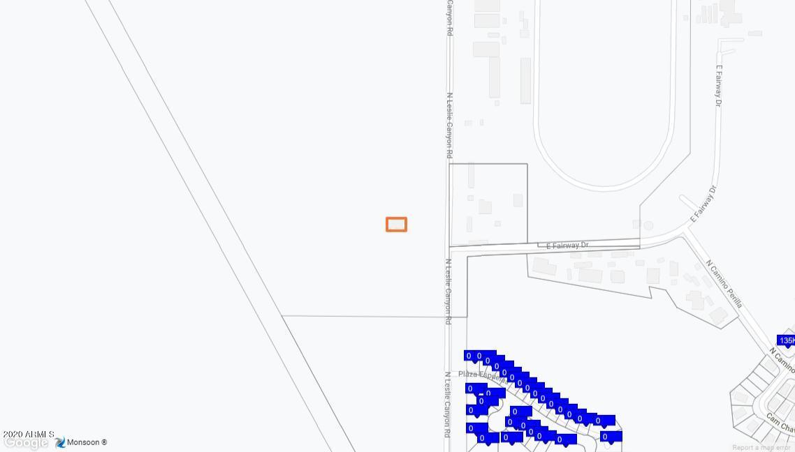 Xxxx E Golf Course Road, Douglas AZ 85607
