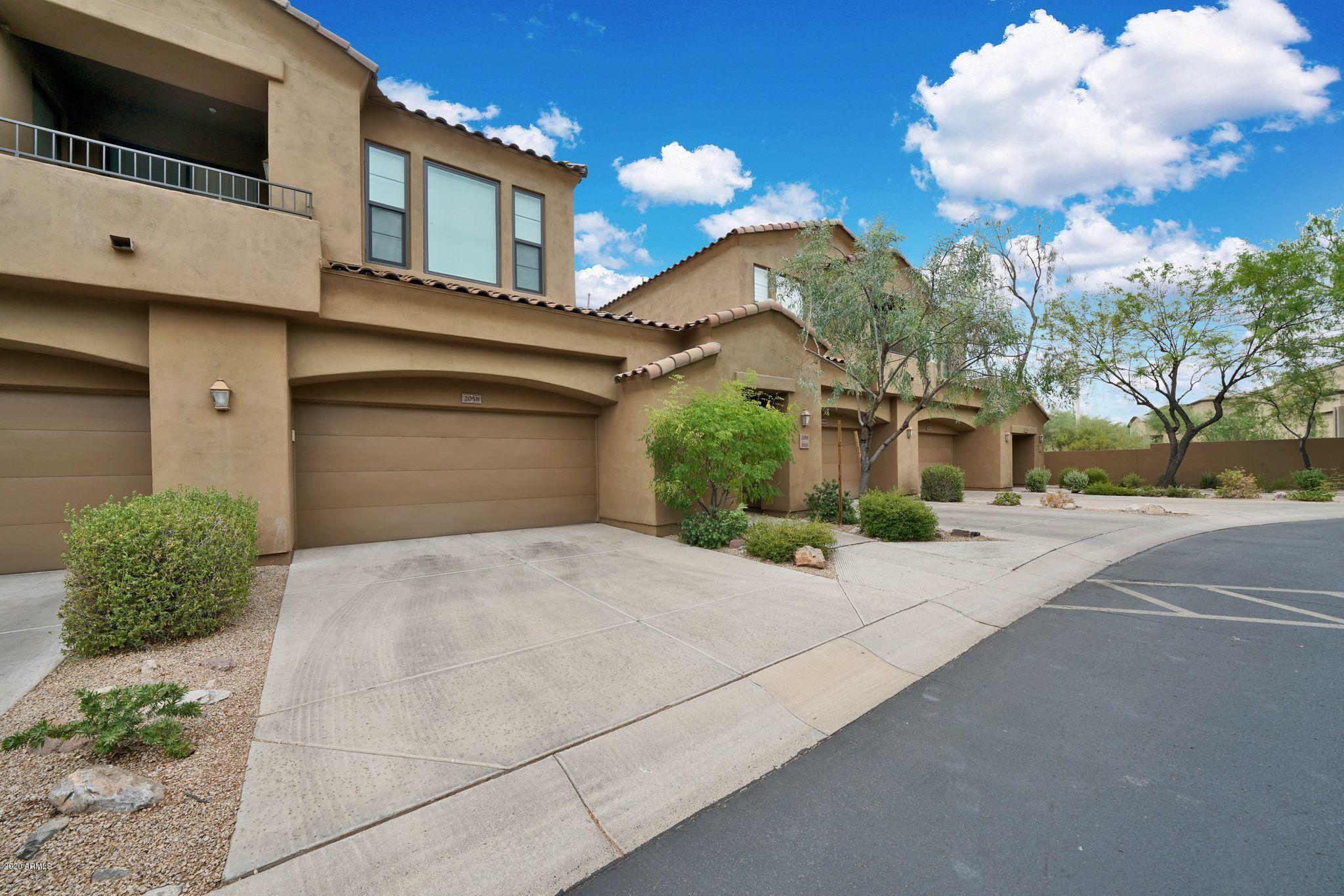 16600 N Thompson Peak Parkway, Unit 2058, Scottsdale AZ 85260