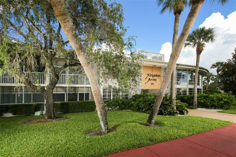 500 S Washington Drive #26b, Sarasota FL 34236