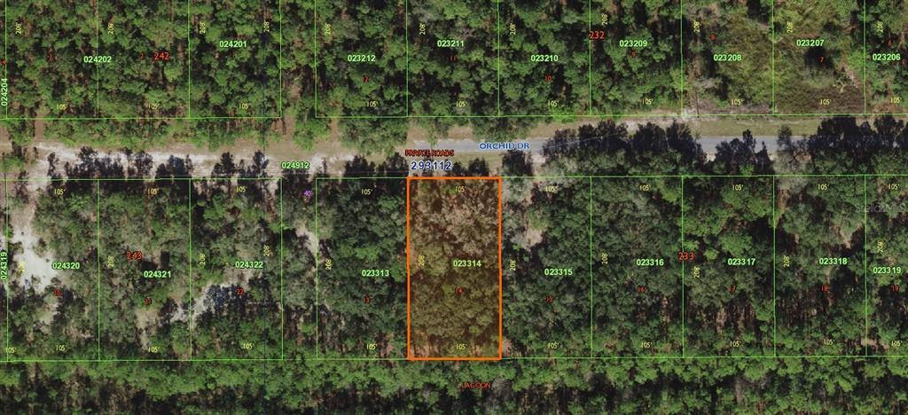 811 Granada Drive, Indian Lake Estates FL 33855