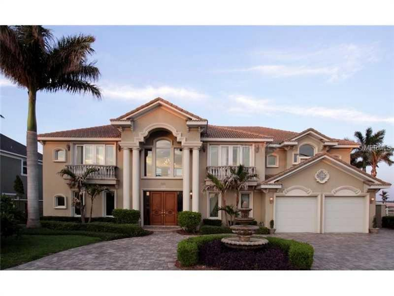 Expensive Belleair Beach Real Estate