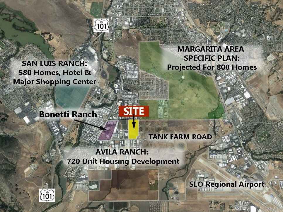 250 Par 10 Tank Farm Road, San Luis Obispo CA 93401