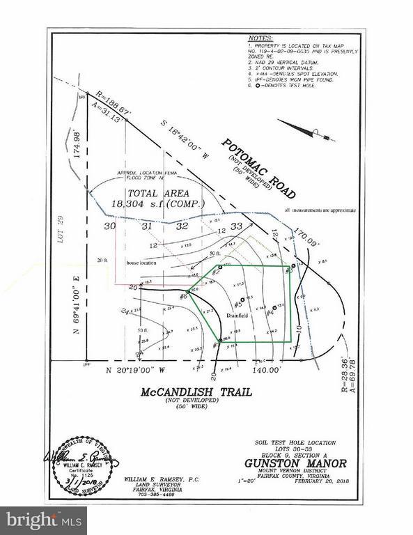 Mccandlish Trail, Lorton VA 22079