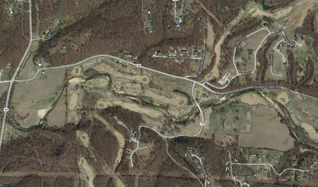 Lot 8 Collins Drive, Pea Ridge AR 72751