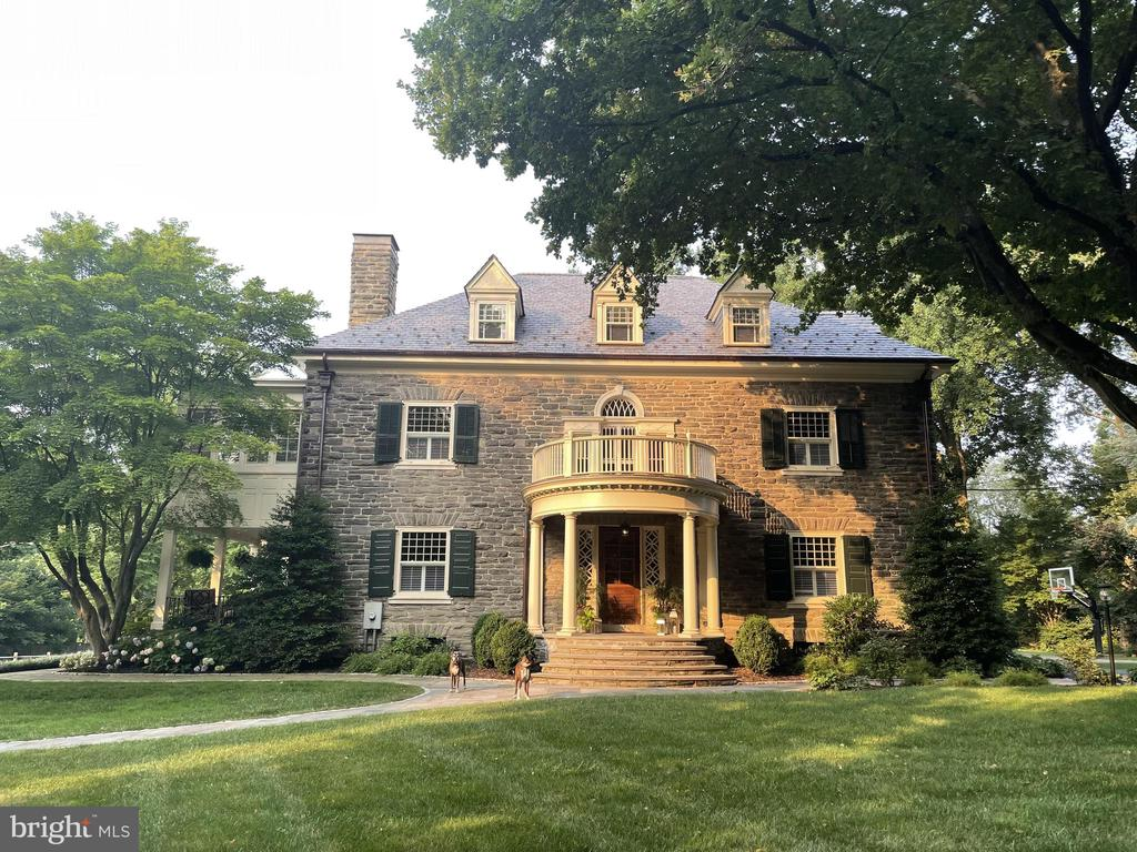 Expensive Chestnut Hill Real Estate