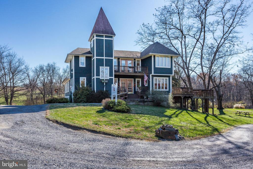 Expensive Maurertown Real Estate