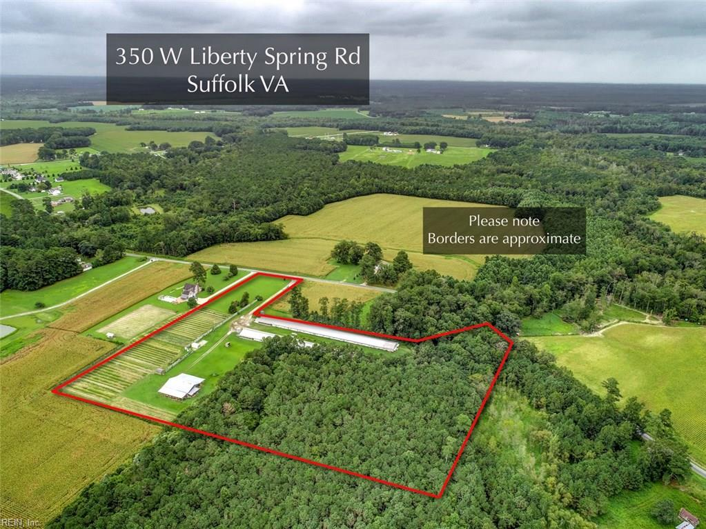 350 W Liberty Spring Rd, Suffolk VA 23434