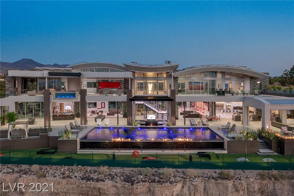 Expensive Henderson Real Estate