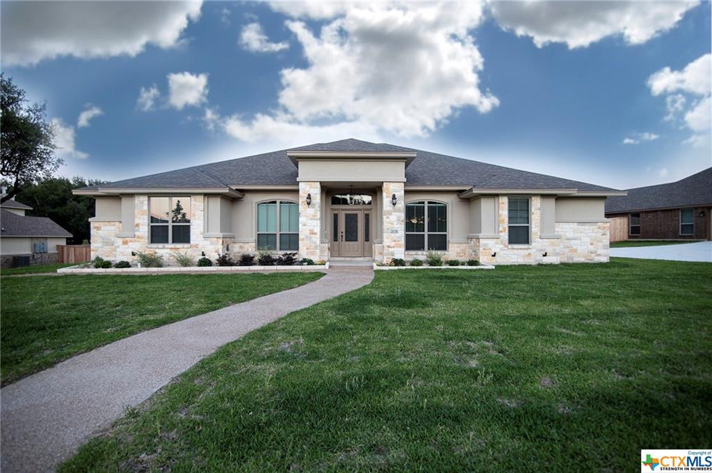 2031 Bella Vita Drive, Nolanville TX 76559