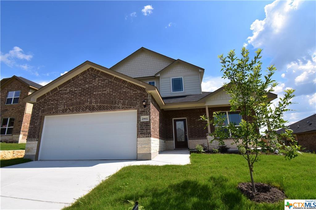 2902 John Helen Drive, Killeen TX 76549