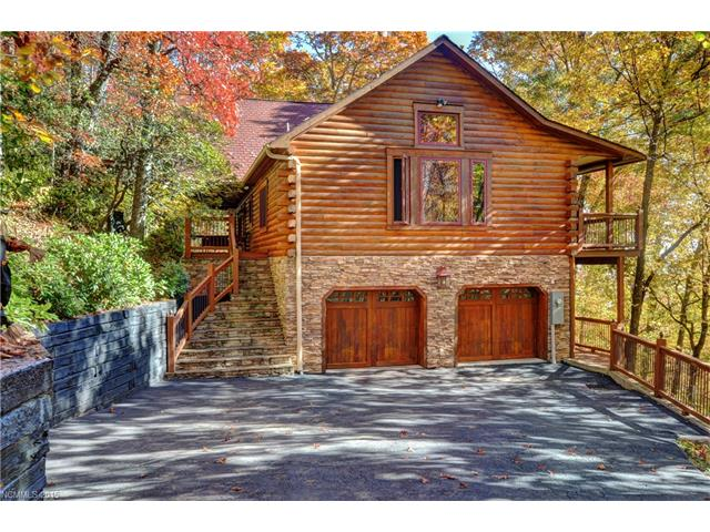 Popular Smoky Mountain Retreat at Eagles Nest Real Estate