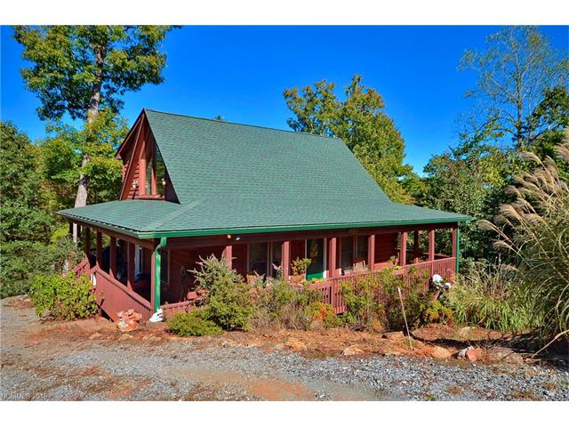 258 Shuttle Mill Crossing, Lake Lure NC 28746